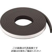 光(ヒカリ) 光 シャッター用気密材粘着テープ付10×30×6000mm SYEP10-3060 1巻 215-4259(直送品)