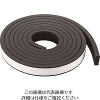 光(ヒカリ) 光 シャッター用気密材粘着テープ付20×50×6000mm SYEP20-5060 1巻 215-9005(直送品)