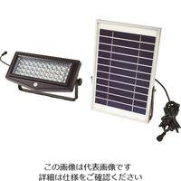 日動工業 日動 ソーラーLEDセンサーライト セパレート式エコフラッシュ SOL-12PIR-SEP 1台 226-1449(直送品)