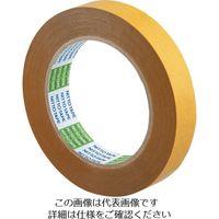 日東電工 日東 両面接着テープ No.535A 30mm×30m クリア 535A-30 1セット(20巻) 816-0332(直送品)