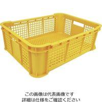 岐阜プラスチック工業 リス MB型リステナーMB-40 メッシュ 黄 MB-40 Y 1個 868-7007(直送品)