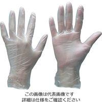 東和コーポレーション(TOWA) ビニスター 使い捨て手袋 パール極うす手 S (20枚入) 630-S 857-1874(直送品)