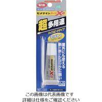 セメダイン スーパーX2 クリア P10ml (速硬化タイプ) AX-083 1セット(10本) 813-5024(直送品)