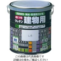 ロックペイント ロック 油性ウレタン建物用 あかさび 0.7L H06-1616 03 1セット(6缶) 851-2205(直送品)