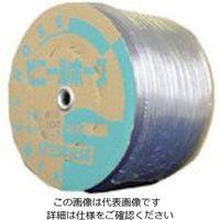三洋化成 サンヨー 透明ホース7×10 100mドラム巻 TM-710D100T 1巻 816-3775(直送品)