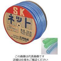 三洋化成 サンヨー SKネットホース15×20 ブルー 50mドラム巻 SN-1520D50B 1巻 816-3731(直送品)