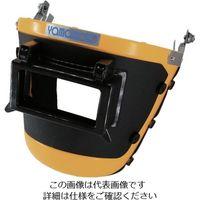 山本光学 YAMAMOTO 電動ファン付呼吸用保護具パーツ フェイスシールドWP用 KF-1WPS 1個 854-7289(直送品)