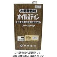 シントーファミリー シントー コーベステイン マホガニー 1L 5307-1.0 1セット(6缶) 851-2154(直送品)