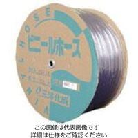 三洋化成 サンヨー 透明ホース12×18 50mドラム巻 TM-1218D50T 1巻 816-3753(直送品)