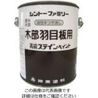 シントーファミリー シントー 高級ステインペイント チョコレート 0.7L 5170-0.7 1セット(6缶) 851-2105(直送品)