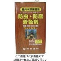 シントーファミリー シントー ウッドカラー チーク 16L 3881-16.0 1缶 851-2007(直送品)