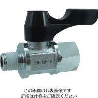 千代田通商 チヨダ ボールバルブBM R1/8・G1/8 BM-1M-G1F 1個 818-7262(直送品)