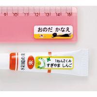 サンワサプライ インクジェットお名前シール LB-NM16MYK 1個(直送品)