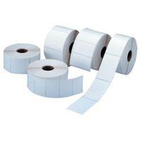 マックス(MAX) MAX 感熱ラベルプリンタ LP-80用 上質感熱紙ラベル 40×28mm LP-L4028 135-9223(直送品)