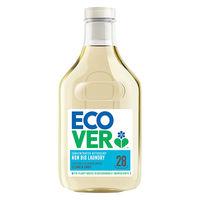 エコベール ランドリーリキッド 濃縮タイプ 洗濯用液体洗剤 衣料用洗剤 1L 1個 ジョンソン