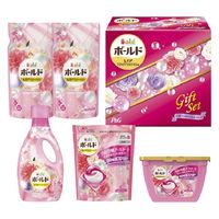 【ギフト】ボールドジェル&ジェルボールセット ギフトセット 1箱 洗濯洗剤 P&G