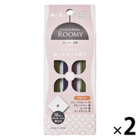 ROOMY(ルーミィ) Clean&Relax フルーツアソート 1セット(2箱) 日本香堂