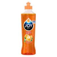 ジョイコンパクト JOY バレンシアオレンジの香り 本体 大容量ボトル 300ml 1個 食器用洗剤 P&G