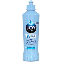 ジョイコンパクト W消臭 フレッシュクリーン 本体 大容量ボトル 300ml 1個 食器用洗剤 P&G