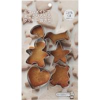 貝印 KAI KHS クッキー抜型 6個セット DL619 製菓用品 お菓子作り3