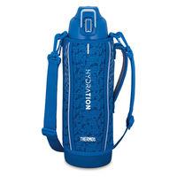 サーモス(THERMOS) 水筒 真空断熱スポーツボトル 大容量 1.5L ブルーシルバー FHT-1501F BLSL 1個 【送料無料】