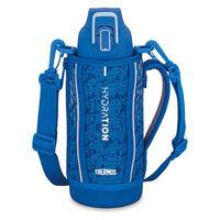サーモス(THERMOS) 水筒 真空断熱スポーツボトル 800ml 0.8L ブルーシルバー FHT-801F BLSL 1個 【送料無料】