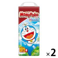 マミーポコ おむつ パンツ ビッグより大きいサイズ(13〜28kg) 1セット(26枚入×2パック) ドラえもん ユニ・チャーム