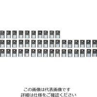 光(ヒカリ) 光 キャリエーター白 W CL15W-W 1セット(5枚) 224-2841(直送品)