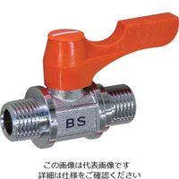 アソー(ASOH) ASOH エースボール 外×外ネジ型 PT3/8×PF3/8 BS-2033 1個 515-4006(直送品)