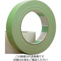 オカモト(OKAMOTO) オカモト 養生用布テープ NO118 若草 25ミリ 11825 808-0974(直送品)