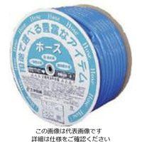 三洋化成 サンヨー サンカラーホース15×20 ブルー 50mドラム巻 SC-15D50B 1巻 816-3708(直送品)