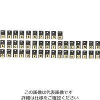 光(ヒカリ) 光 キャリエーター黒 A CL15B-A 1セット(5枚) 225-3846(直送品)