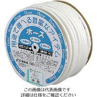 三洋化成 サンヨー ホワイトネットホース15×20 ホワイト 50mドラム巻 WN-1520D50W 1巻 816-3788(直送品)