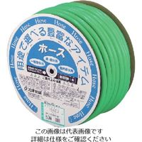 三洋化成 サンヨー ホワイトネットホース15×20 グリーン 50mドラム巻 WN-1520D50G 1巻 816-3786(直送品)