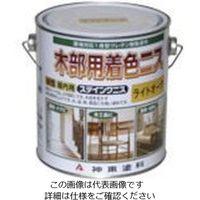 シントーファミリー シントー ステインワニス チーク 0.7L 5281-0.7 1セット(6缶) 851-2121(直送品)