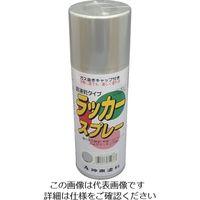 シントーファミリー シントー ラッカースプレー 速乾シルバー 300ML 3137-0.3 1セット(48缶) 851-1915(直送品)