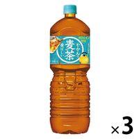 コカ・コーラ やかんの麦茶from一(はじめ) 2L 1セット(3本)