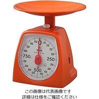 タニタ(TANITA) アナログクッキングスケール 1439 1kg オレンジ 1439-1kg 1個 61-3444-34(直送品)