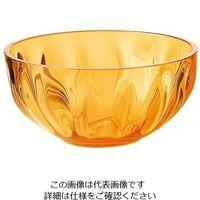 アズワン グッチーニ アクア ボウル 12cm 200812 45オレンジ 1個 61-6539-33(直送品)