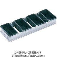 江部松商事(EBEMATSU) 遠赤セラミック加工S ミニ食パン型(フタ無)4連結 1個 61-6682-36(直送品)