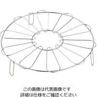 アズワン 18-8 シフォンケーキクーラー 24cm 1個 61-6683-99(直送品)