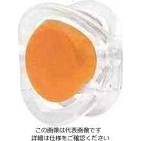 江部松商事(EBEMATSU) バタフライシャンパンボトルストッパー MRN-30202 オレンジ/クリア 1個 61-6800-98(直送品)