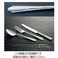 江部松商事(EBEMATSU) 18-0 流線 メロンスプーン 1個 61-7626-10(直送品)