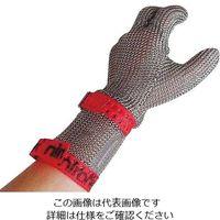 江部松商事(EBEMATSU) ニロフレックス メッシュ手袋 ショートカフ付(1枚)M 1枚 61-7962-21(直送品)