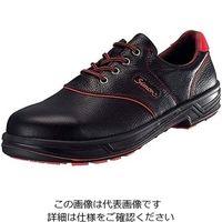 シモン(Simon) 安全靴 シモンライト SL11-R 黒/赤 26.5cm 1個 61-7963-88(直送品)
