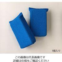 ナチハマ 業務用エポクリンスポンジ ブルー 150×90×36mm NS-36 1個 62-3177-38(直送品)