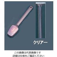 遠藤商事 スコップ型 カラーハンドクリーナー 小 クリアー 1個 62-6449-84(直送品)
