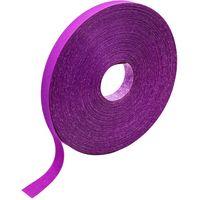 RIP-TIE(リップタイ) RIP-TIE(リップタイ) リップラップ 12.7mmX22.86m 1巻 紫 G-05-075-V 1袋(1巻)(直送品)