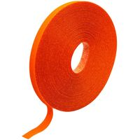 RIP-TIE(リップタイ) リップラップ 12.7mmX22.86m 1巻 オレンジ G-05-075-O 1袋(1巻)(直送品)