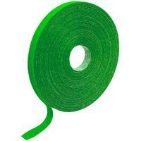 RIP-TIE(リップタイ) RIP-TIE(リップタイ) リップラップ 12.7mmX22.86m 1巻 緑 G-05-075-GN 1袋(1巻)(直送品)